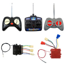 Battery Car-Transmitter-Receiver Car-Accessories Controller 27mhz Baby Electric Children's