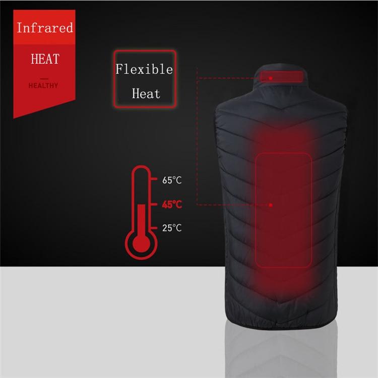 blusão fibra carbono elétrico térmica masculino jaqueta va606
