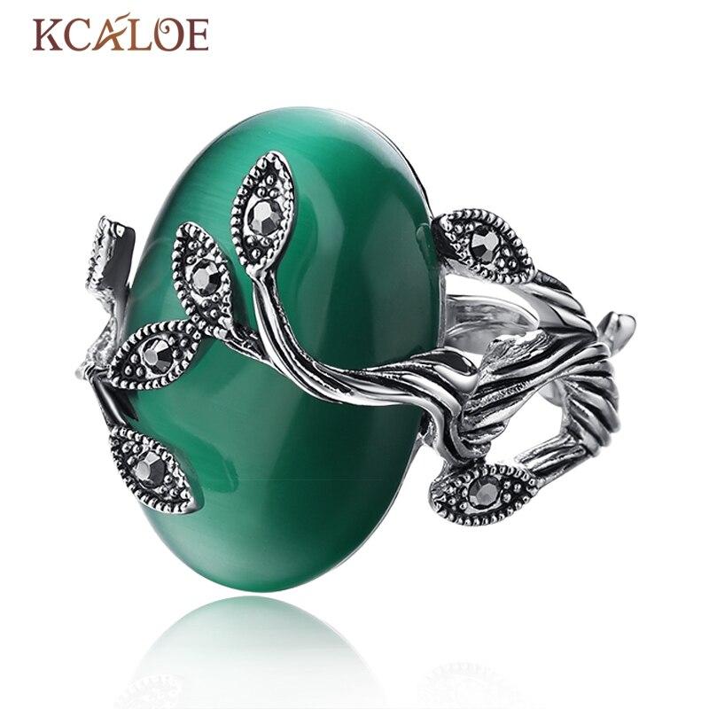 K- ի հարմարանքները Կանաչ օպալ - Նորաձև զարդեր - Լուսանկար 5
