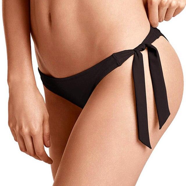 Adjustable Bikini Bottoms