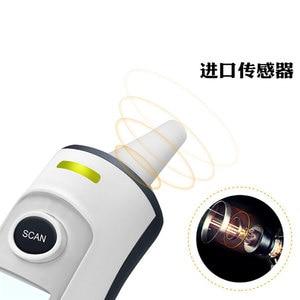 Image 5 - Hot Koop Digitale Infrarood Thermometer Lcd Baby Kids Voorhoofd Oor Non contact Volwassen Koorts Meting Termometro Gezondheidszorg