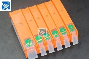Image 2 - עד PGI 580 PGI580 CLI581 ריק למילוי דיו לקנון TS8150 TS8151 TS8152 TS9150 TS9155 TS8250 8251 8252 מדפסת