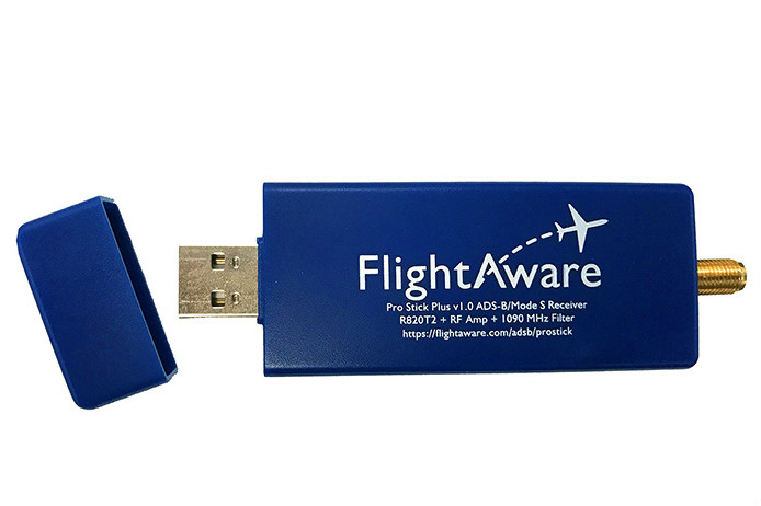 FlightAware FA-ADSB-PSP Pro Stick Plus High Performance ADS-B Receiver
