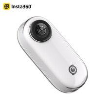 Insta360 Go новая экшн мини-камера видео панорамная стабилизация потока время промежуток гиперлапс приложение управление для YouTube решений