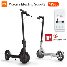 Xiaomi Mi Scooter Elettrico Norma Mijia M365 E Intelligente E di Scooter, Skateboard Mini Pieghevole Hoverboard Patinete Electrico Per Adulti 30km Batteria(China)