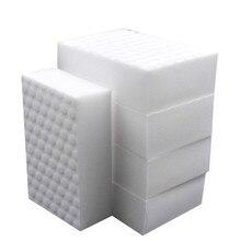 30 шт. высокая плотность двойной сжатый кухня меламиновая губка Magic Pad ластик для чистки посуды Качество Поставщик 10*6*2 см