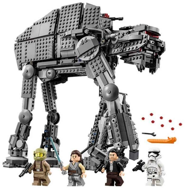 Millenniumed Imperial TIE Fighter строительные блоки Совместимые Lepining игрушки для детей игрушки Falcon