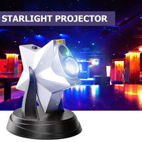 Durable Romantic Starry Sky Projector Light Multi functional Classic Practical 270 Rotation Star Night Lamp for Bedroom