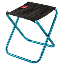 Travel Chair Camp-Stool Compact Folding Ultralight Fishing Hiking Beach Camping for Outdoor
