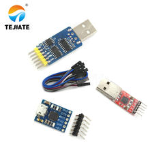 CP2102 USB 2.0 to UART TTL 5PIN Connector Module Serial Converter STC Replace FT232 CH340 PL2303(China)