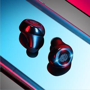 Image 4 - Bluetooth Earphone V5.0 M11 TWS Touch Control Stereo Sport Wireless Headphones  Noise Reduction Earbuds Headset with Power bank