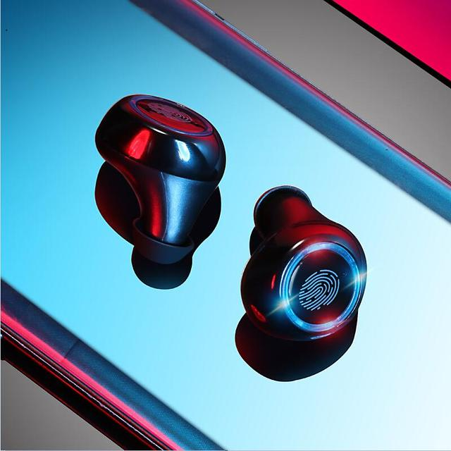 Bluetooth Earphone V5.0 M11 TWS Touch Control Stereo Sport Wireless Headphones  Noise-Reduction Earbuds Headset with Power bank 3