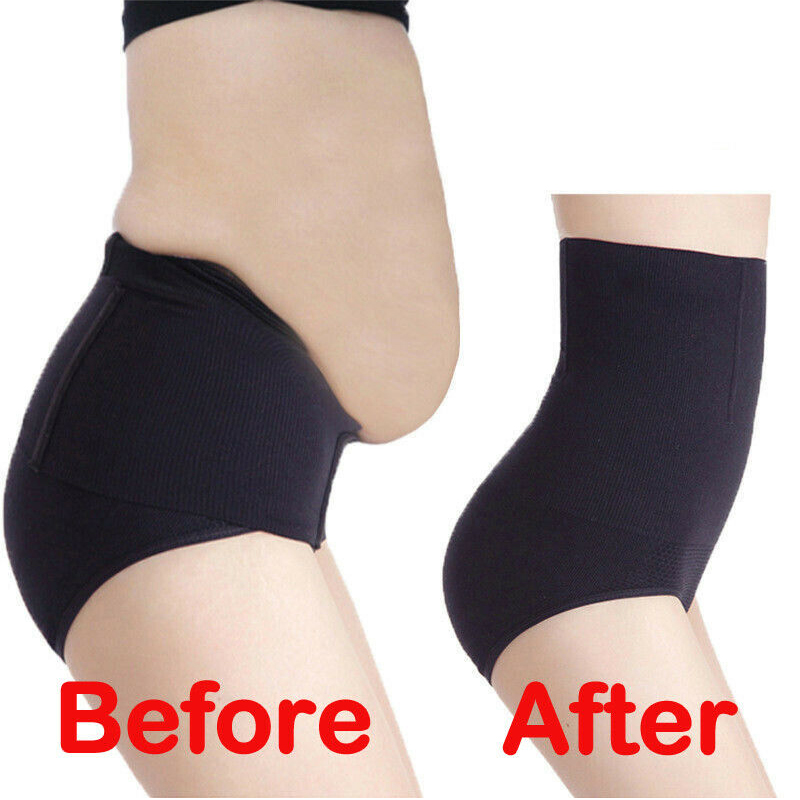 Easy Shaper Pants Women Tummy Control Panties High Waist Shaper Panty Shaping Short Magic Body Shaper Briefs Corset Dropship US