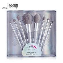 Jessup brush makeup brush beauty Shining Party kits Make up brushes Powder Blusher Blending Contour Eyeshadow Pencil