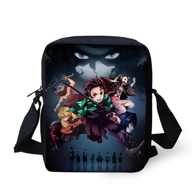Demon Slayer: Kimetsu no Yaiba Small Messenger Bags