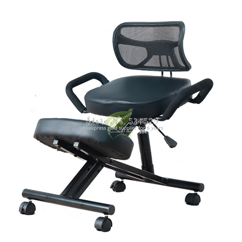 30% Best Selling Ergonomic Kneeling Chair Backrest Student Posture Chair Adult Home Computer Chair Desk Writing Chair