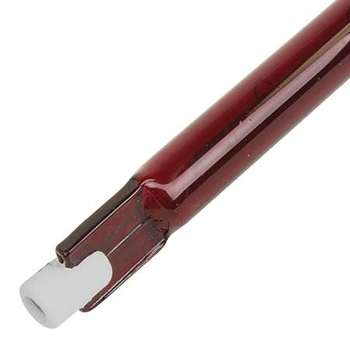 220v 400w lampy grzewcze na podczerwień z włókna węglowego do malowania samochodów w Części do nagrzewnicy elektrycznej od AGD na