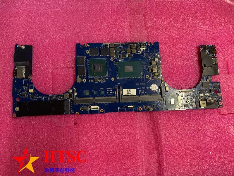 Оригинальный CN 0Y9N5X 0Y9N5X Y9N5X для Dell для XPS 15 9550 материнская плата для ноутбука с процессором I7 и GTX960M AAM00 LA C361P 100% TESED OK