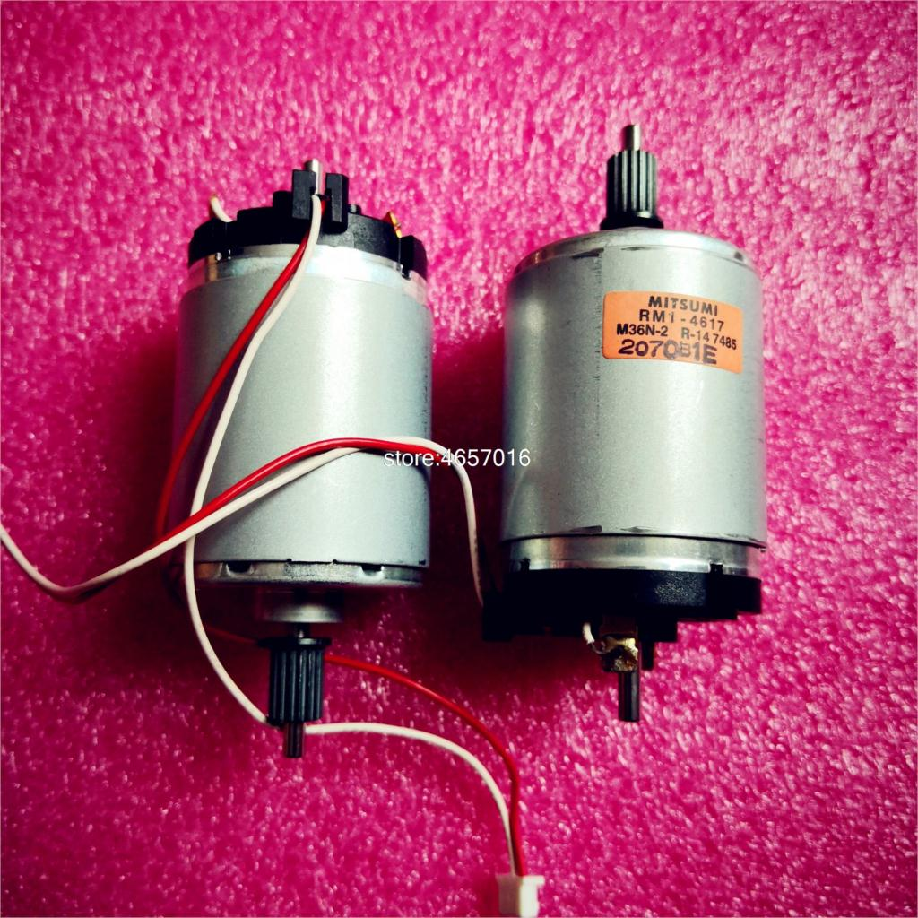 1pcs pour Mabuchi RS-775VC-8015 DC18V 18200 tr//min grand couple de brosse carbone moteur DC