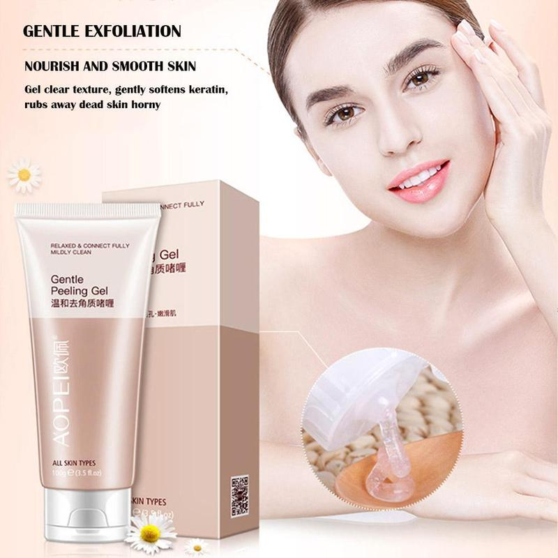 Face Deep Cleaning Exfoliating Removal Blackheads Acne Scars Pore Reduce Wrinkles Anti Cellulite Whitening Moisturizing Skin Car