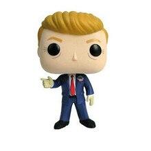 Donald trump a américa presidente coleção de vinil figura brinquedos