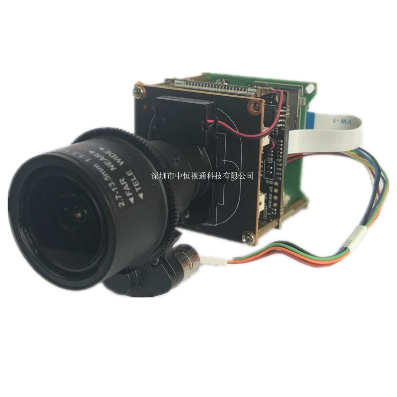 2 Million Hi3516CV300 IMX290/IMX327 Electric Zoom IPC Module H.265 HD Camera image