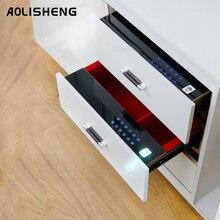 Aolisheng пароль и отпечаток пальца Блокировка ящика для шкафа