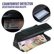 Detector Checker Fake-Tester Counterfeit-Money-Detector Currency Bill with On/off-Switch