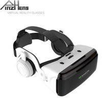 Original VR Virtual Reality 3D Glasses Google Cardboard Box Stereo VR 3D Box For IOS Android Smartphone 3D VR Glasses Headset vr 5 rk3288 all in one 3d vr virtual reality headset