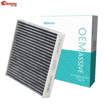 80292-TF0-G01 80292-TG0-Q01 Pollen Cabin Air Conditioning Filter For Honda City Civic CR-Z Fit 3 4 HR-V Insight Car Accessories image