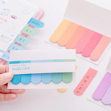 Post-It-Notes Mark-Note for Forgetting Things Indication-Label Times Bookmark Page Colorful