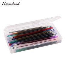 40 adet su silinebilir kalemler kumaş işaretleyicileri dolum çözünür kaybolan çapraz dikiş işaretleyici kalem terzilik dikiş araçları