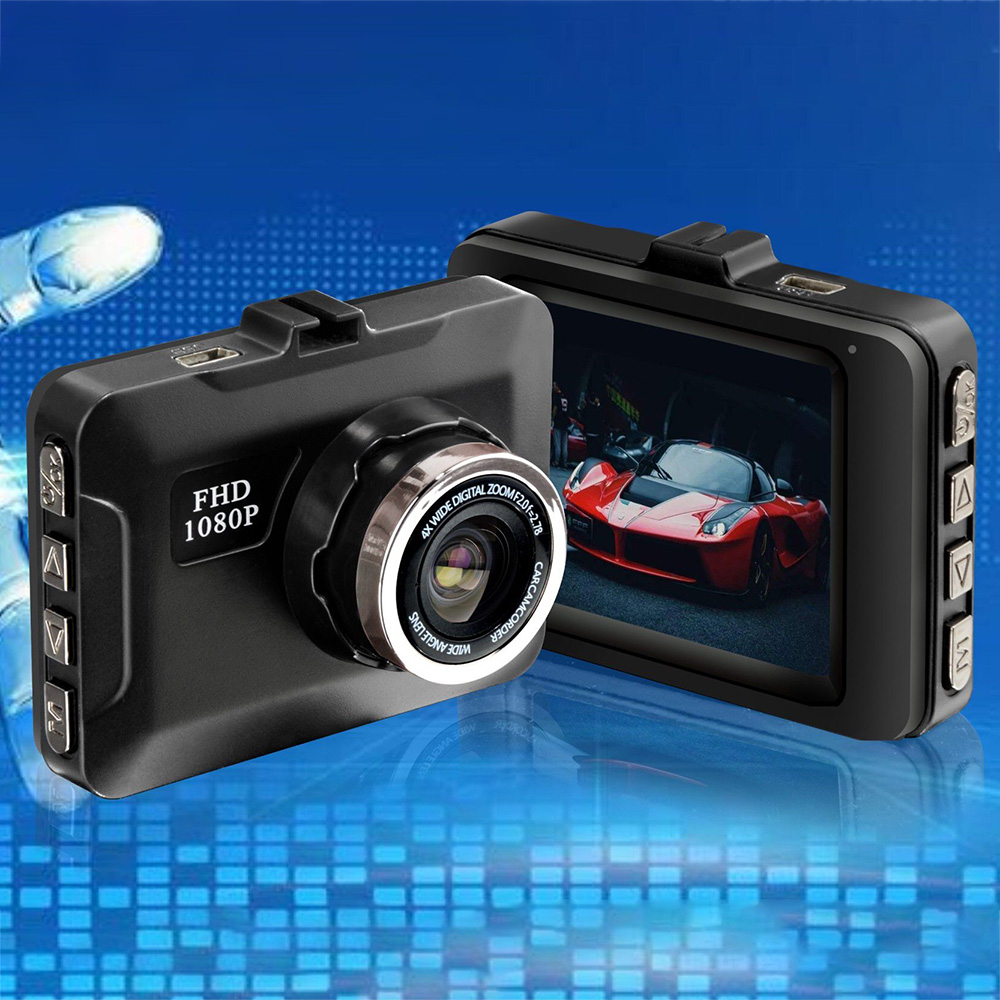 1080P Q2 Mini 2.2in Car DVR Recorder Audio Camera Driving Recording