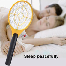 ELECTRIC FLY INSECT ZAPPER RACKET Killer Swatter Bug Mosquito Wasp Electronic
