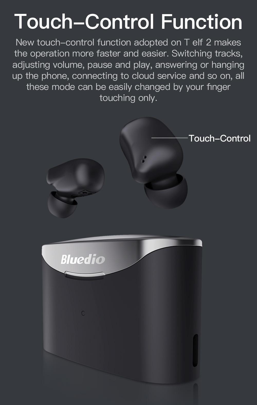 Bluedio T-elf 2 Earbuds Best Price in Pakistan www.brandtech.pk 4