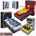 Новый MOC Железный человек коллекции книга Fit Lepinings Marvel Мстители Бэтмен строительные блоки кирпичи Фигурки игрушки SY1361 подарок на Рождество