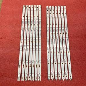 Image 2 - LED شريط إضاءة خلفي (14) ل 55PUS7272 55PUS6581 55PUS6561 55PUS6101 55PFF5701 55PUS6501 LB55072 55PUH6101 55PUS6401 01N31 01N32 A