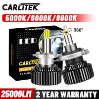 H11 H1 H7 luces led para auto 9012 Mini 9005 9006 H8 H9 H4 lampara neblineros HB4 HB3 ampolletas Led 360 12V 12V 5000K 6000K 8000K Super Turbo