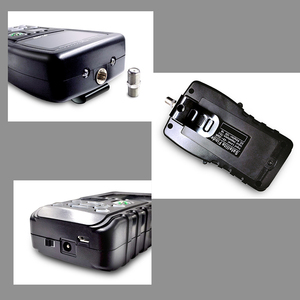 Image 5 - VF 8600 Satellite Finder For Satellite TV Receiver Satfinder With Compass sat Finder Full support DVB S/DVB S2/MPEG 2/MPEG 4