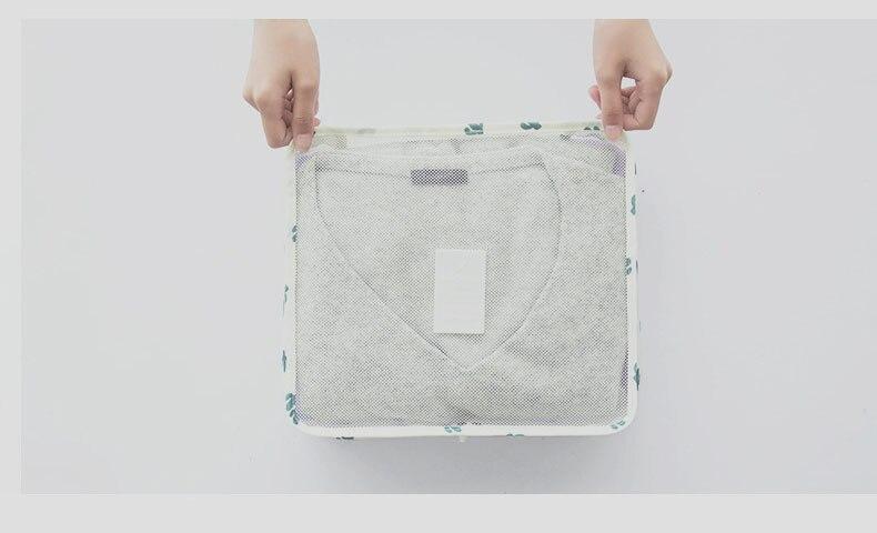 Alta Capacity Funcional Malha Cubos de Embalagem