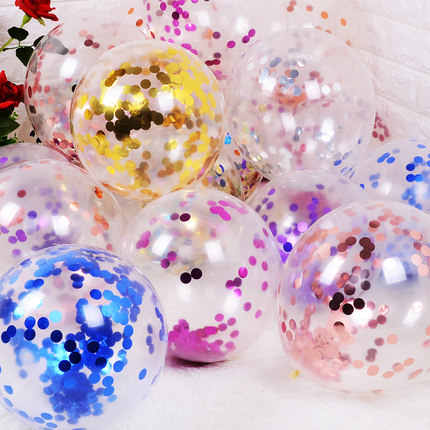 DCM 12inch Latex Ballons Konfetti Geburtstag Party Dekorationen Kinder Erwachsene Globos Ballons Baby Shower Party Favor Dekoration @ 10