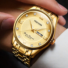 NEKTOM Masculino Men's Watches Business Luxury Brand Watch M