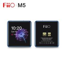 FiiO M5 Hi Res Bluetooth HIFI MP3 del Giocatore di Musica di AK4377 USB DAC LDAC/AAC/aptX HD 384kHz 32bit DSD128 Portatile DAP
