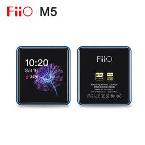 Image 1 - مشغل موسيقى MP3 عالي الدقة FiiO M5 عالي الدقة بتقنية البلوتوث عالي الدقة AK4377 USB DAC LDAC/AAC/aptX عالي الدقة 384kHz 32bit DSD128 محمول DAP