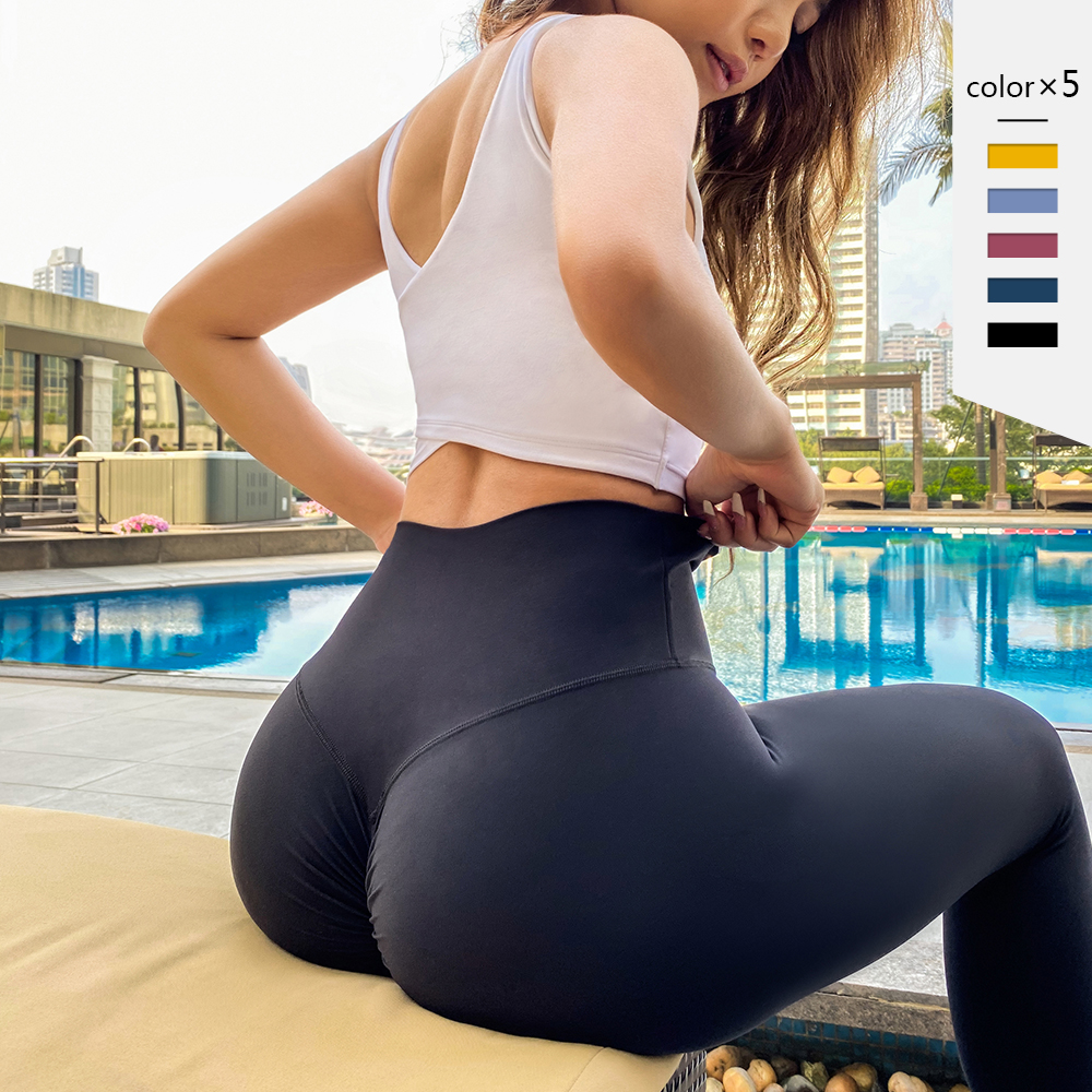 <font><b>Fitness</b></font> Sports <font><b>Leggings</b></font> For <font><b>Women</b></font> <font><b>Sexy</b></font> <font><b>High</b></font> <font><b>Waist</b></font> Seamless Gym <font><b>Leggings</b></font> <font><b>Pants</b></font> Sportswear Comfortable image