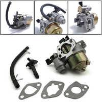 Carburador para Honda GX160 GX200 5,5/6.5HP y juntas de palanca de estrangulación, envío gratis