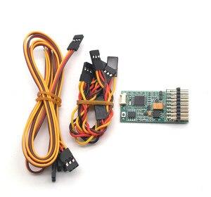 Image 3 - DasMikro TBS Mini programlanabilir motor ses birimi ve ışık kontrol ünitesi yükseltme sürümü için tüm RC modeli