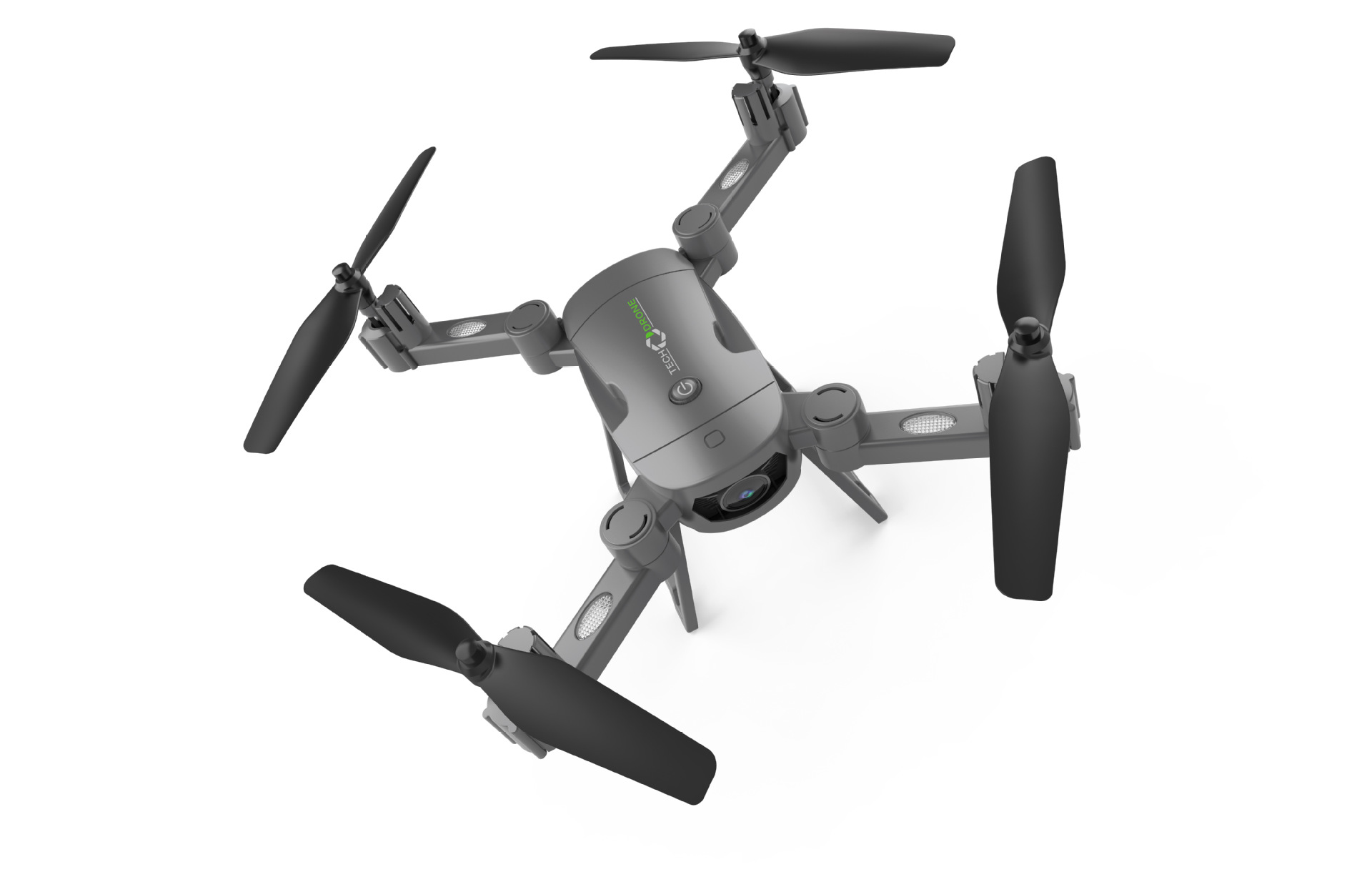 Lh-x24wf30 Folding Unmanned Aerial Vehicle Remote Control WiFi Control High-definition Camera Quadrocopter Toy