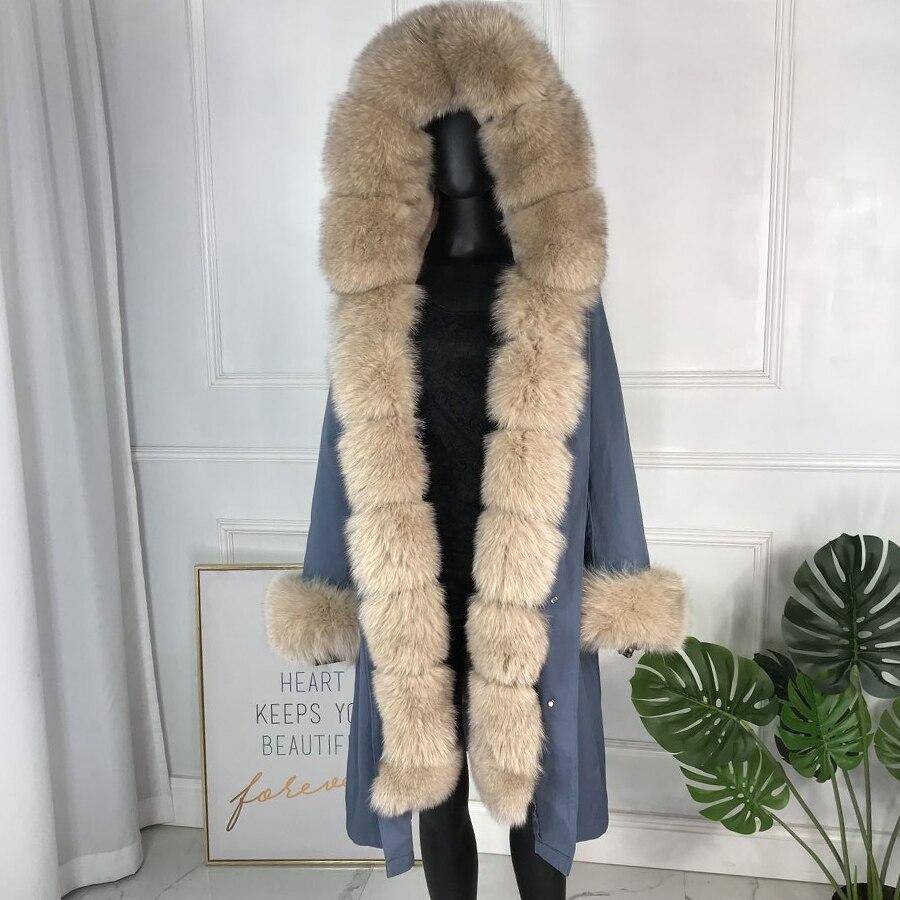 Real For Fur Parkas