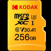 Kodak 512GB de Alta Velocidade cartão Micro SD classe 10 U3 4K 32GB cartao de memoria de 128GB Cartão de Memória Flash mecard 64GB Micro sd kart